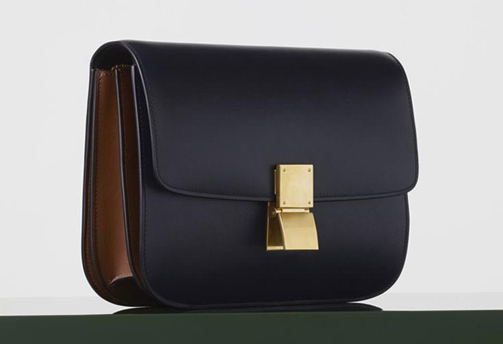 Celine-Medium-Classic-Box-Bag-Bicolor