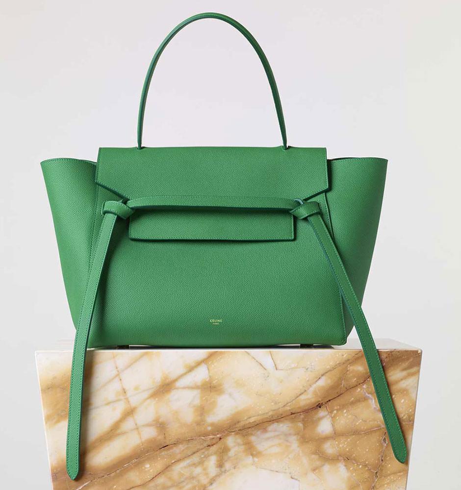 Celine-Mini-Belt-Bag-Mint