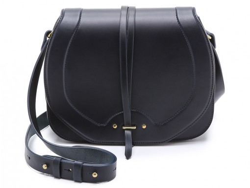 Emerging Trend: 70s-Style Saddle Flap Bags