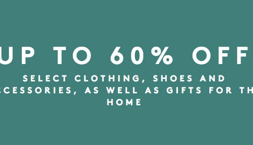 The Barneys Designer Sale is Now Up to 60% Off!