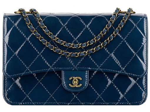 Chanel's New Wallet On Chain Bag is a Spin on the Classic Flap