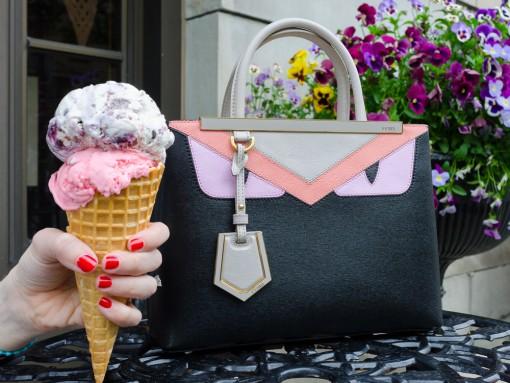 Weekend Obsession: Fendi Petit 2Jours Monster Bag