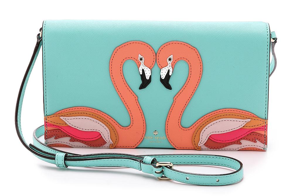 Kate-Spade-Flamingo-Wallet