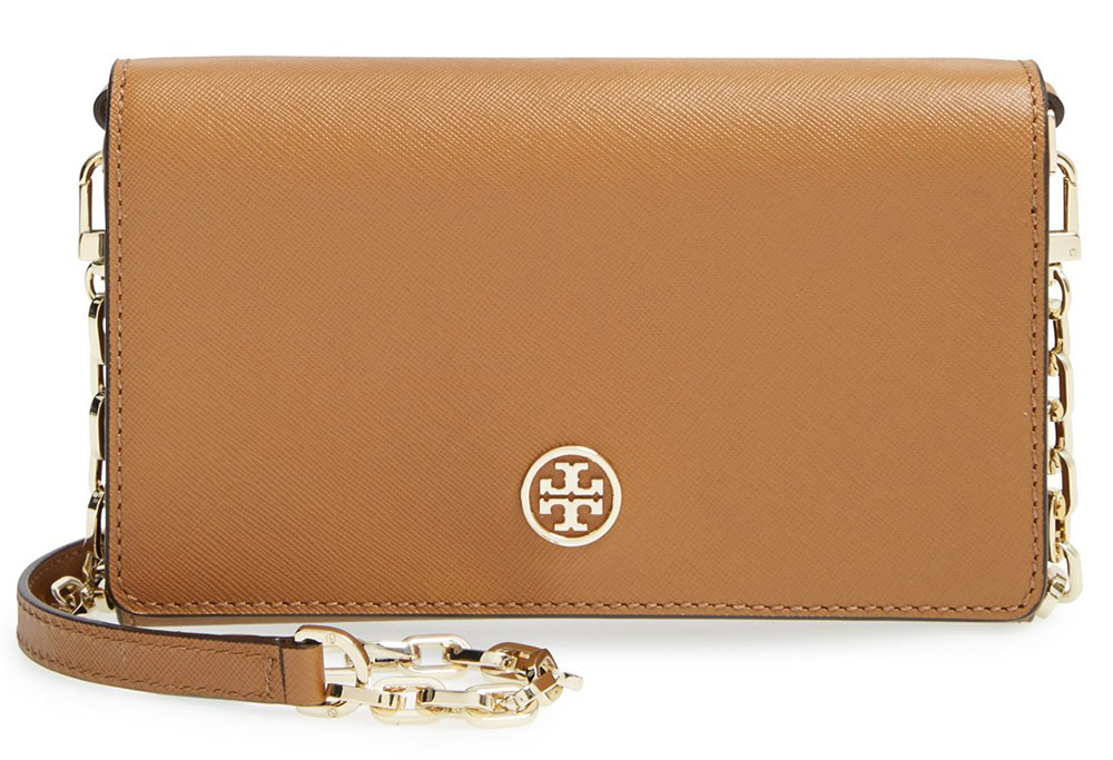 Tory-Burch-Robinson-Leather-Wallet-on-a-Chain
