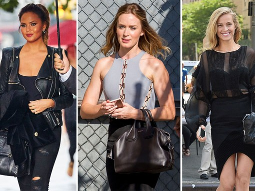 A New Prada Bag Finds Celebrity Favor, Plus Gorgeous Bags from Céline, Chanel & More
