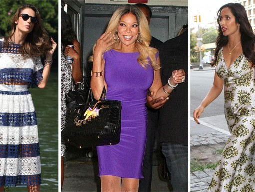 Celebs Flock to Italy for the Venice Film Festival & Croc Birkins Have Reappeared in the Wild