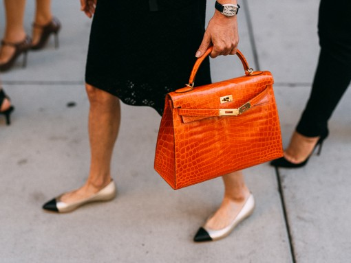 People are Now Camping Overnight in Front of the Paris Hermès Flagship to Sell Line Spots to Wealthy Handbag Buyers [UPDATED]
