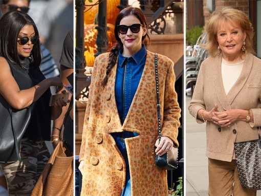 Celebs Almost Exclusively Stick to Black Bags from Chanel, Givenchy, Valentino, Céline & More