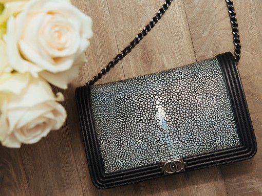 What Fits: Chanel WOC (Wallet On Chain) Bag
