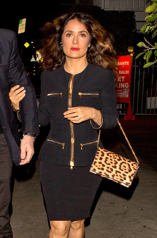 Salma-Hayek-Leopard-Mini-Bag