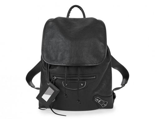 Balenciaga Metallic Edge Backpack