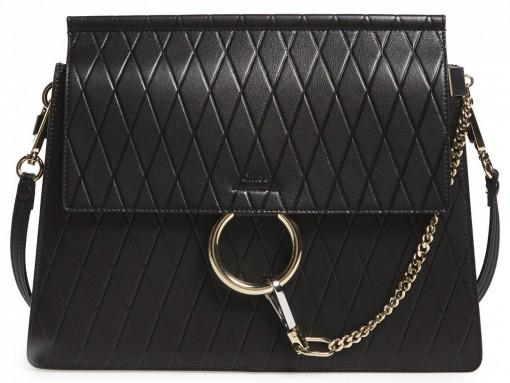 Chloé Medium Faye Diamond Embossed Bag