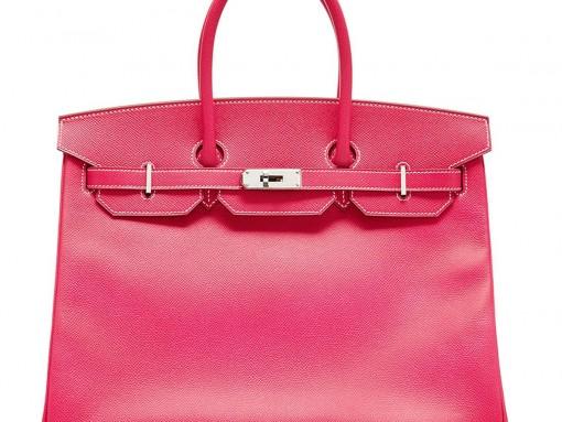 Hermès Birkin in Bubblegum Pink Leather