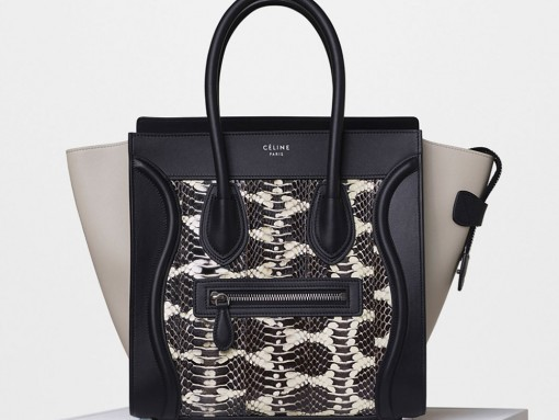 Check out 50+ Photos of Celine's Gorgeous Spring 2016 Bags, Complete with Prices