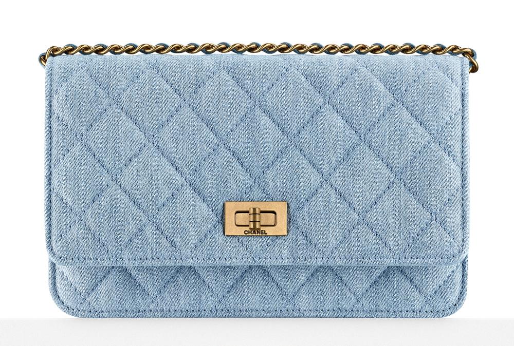 Chanel-Denim-Wallet-On-Chain