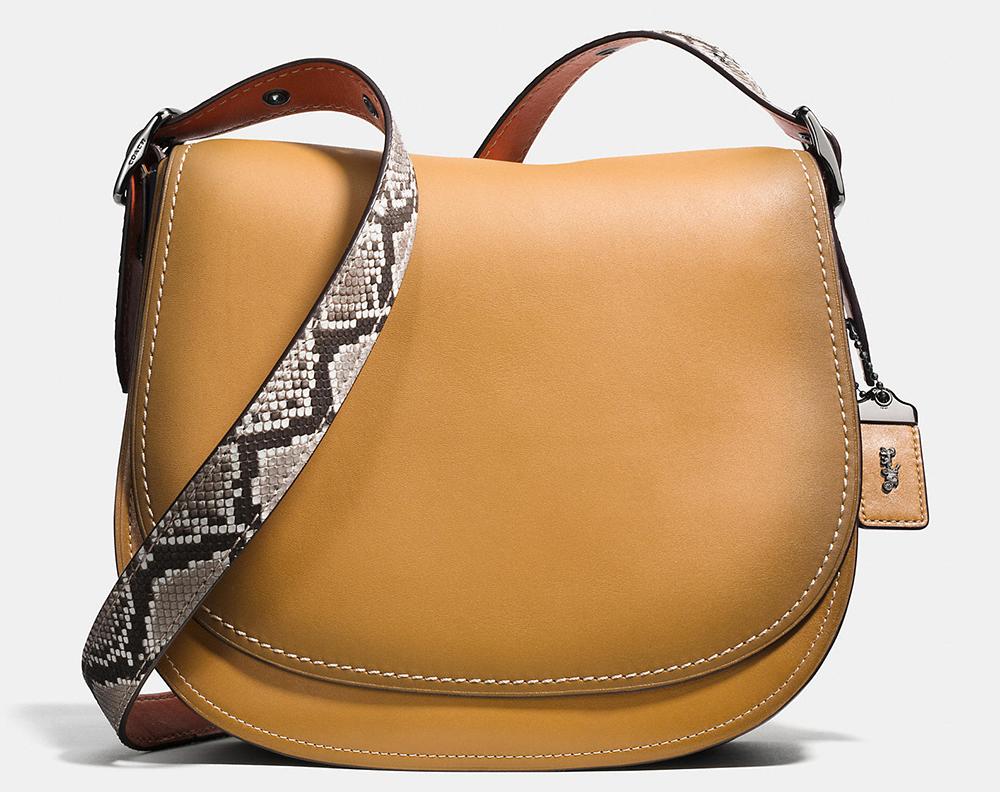 Coach-Colorblock-Python-Shoulder-Bag