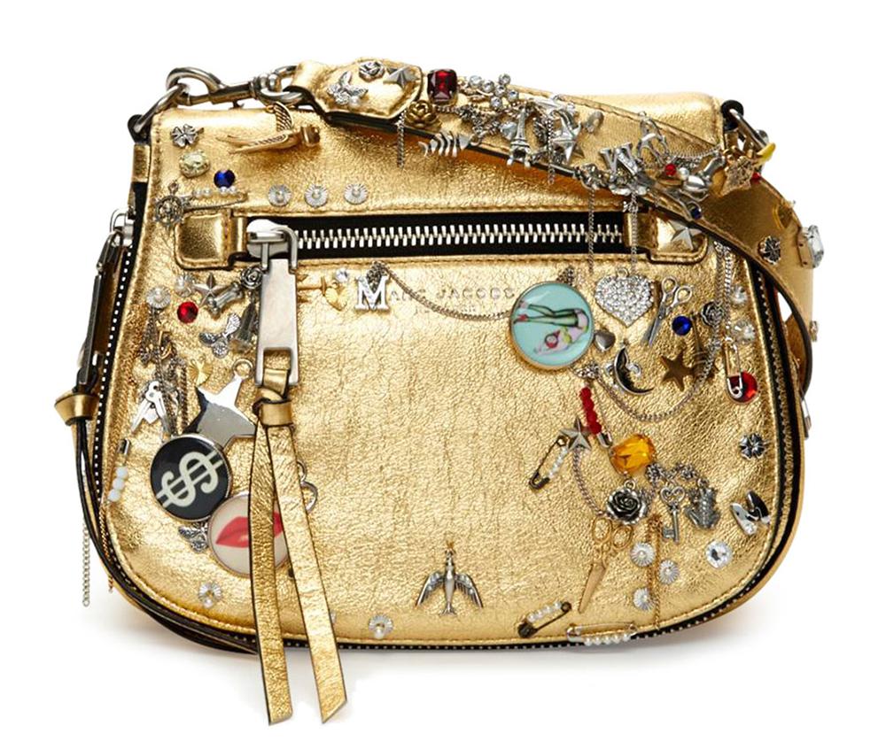 Marc-Jacobs-Charms-and-Trinkets-Small-Saddle-Bag