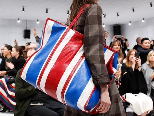 Take a Look at Demna Gvasalia's First Handbags as Creative Director of Balenciaga