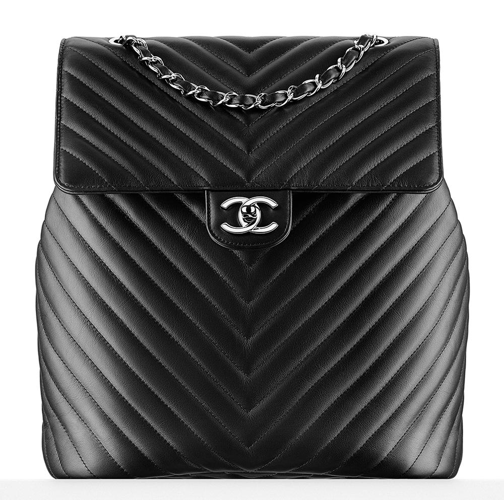 Chanel-Chevron-Backpack-3700