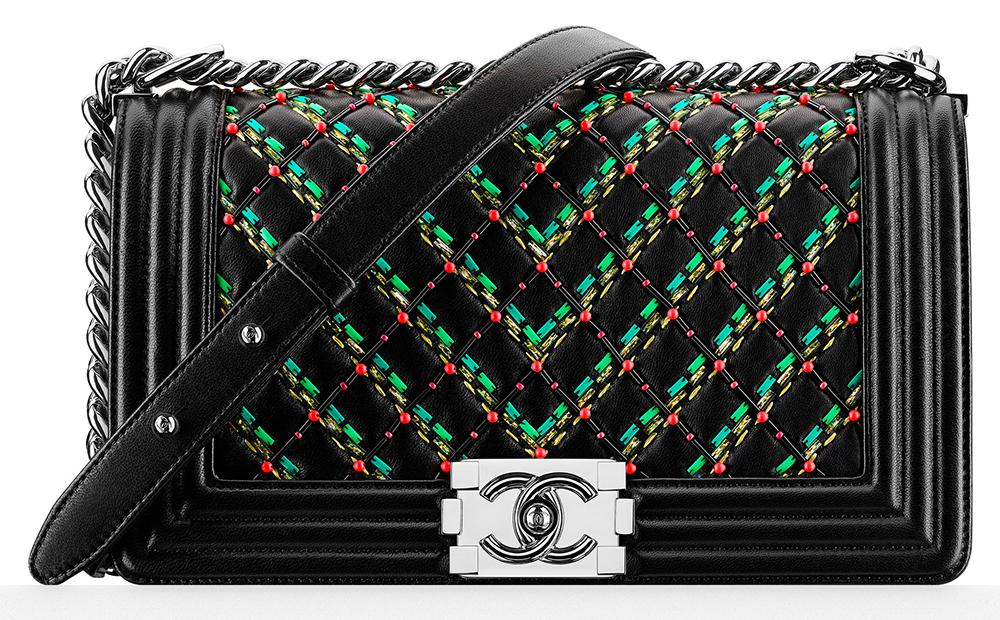Chanel-Embroidered-Boy-Bag