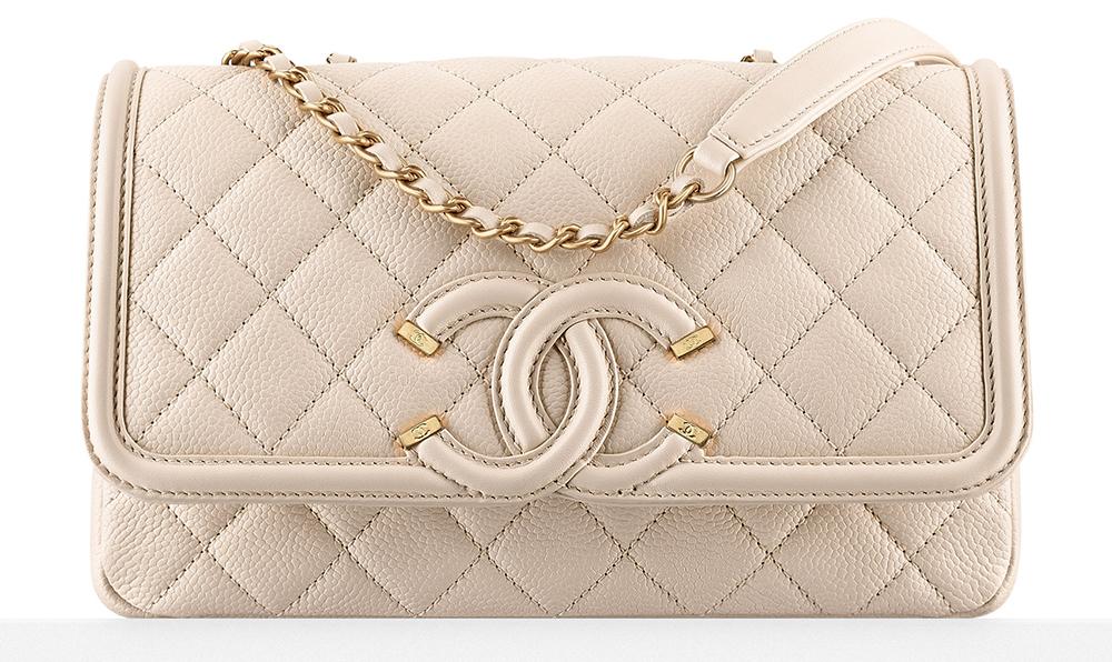 Chanel-Grained-Calfskin-Flap-Bag-3100