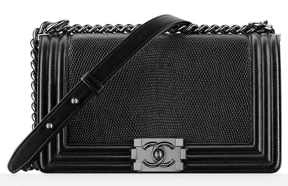 Chanel-Lizard-Boy-Bag