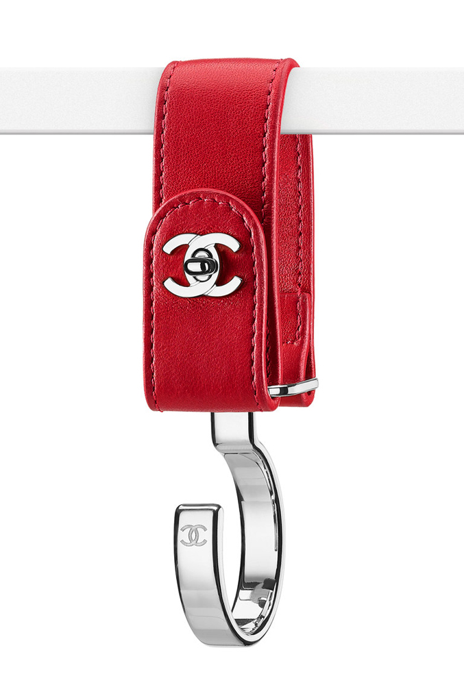 Chanel-Luggage-Hook-Red-550