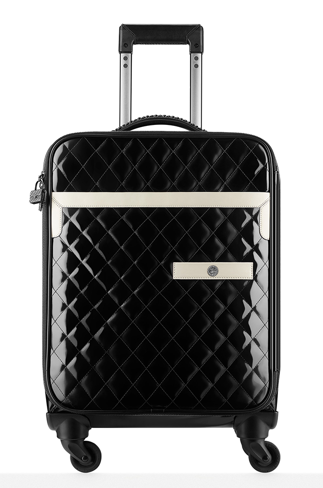 Chanel-Patent-Trolley-Rolling-Suitcase-7000