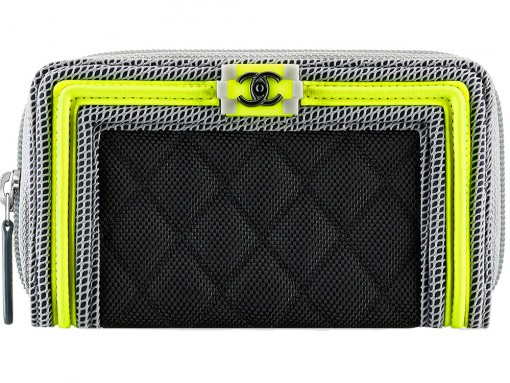 Check Out Chanel's Spring 2016 Wallets and Accessories, Including Prices