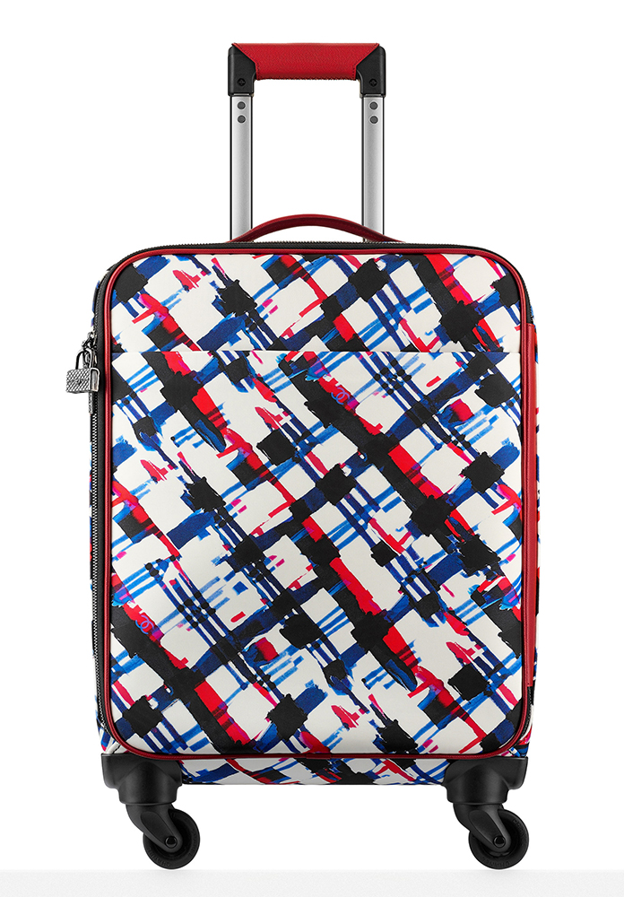 Chanel-Toile-Trolley-Rolling-Suitcase-4900