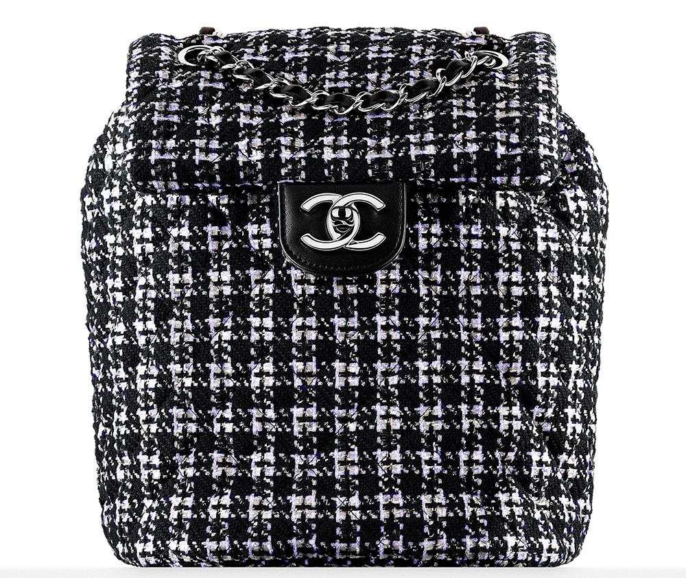 Chanel-Tweed-and-Lambskin-Backpack-3100