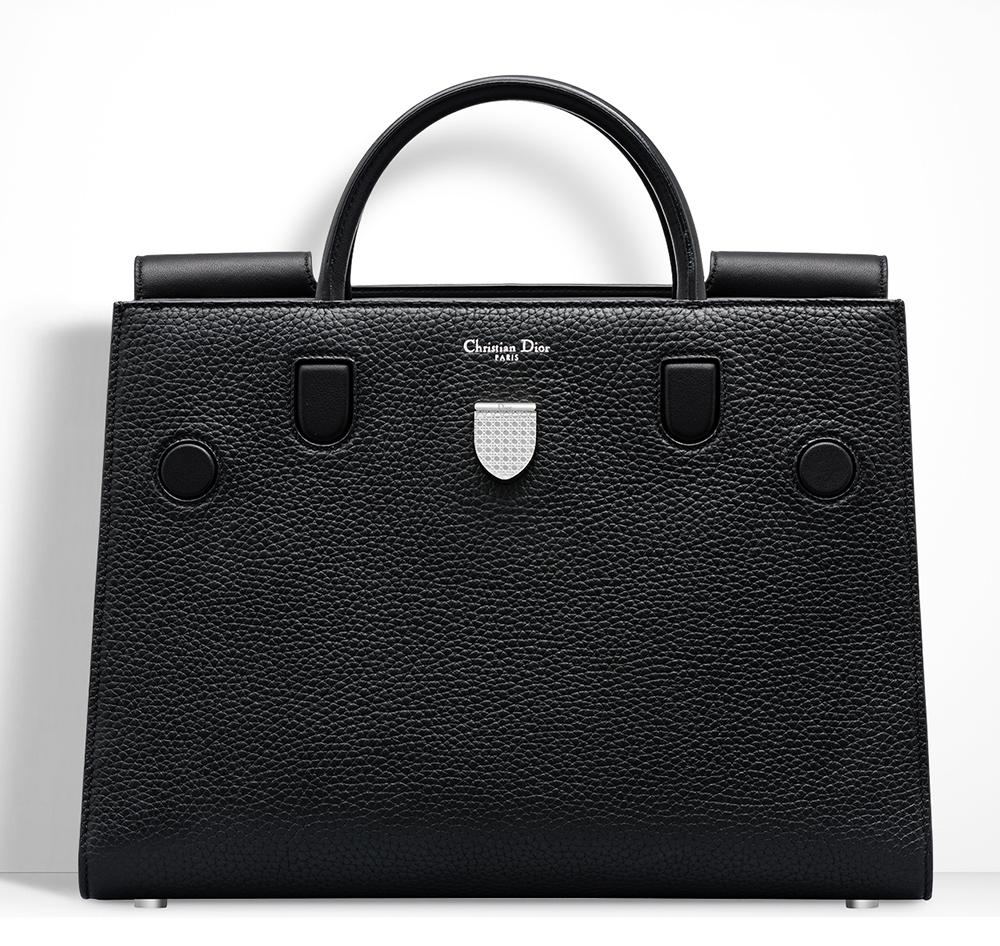 Christian-Dior-Diorever-Bag-Black