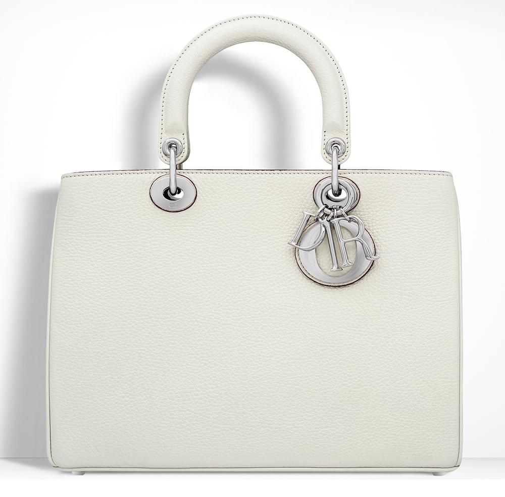 Christian-Dior-Diorissimo-Bag-Ivory