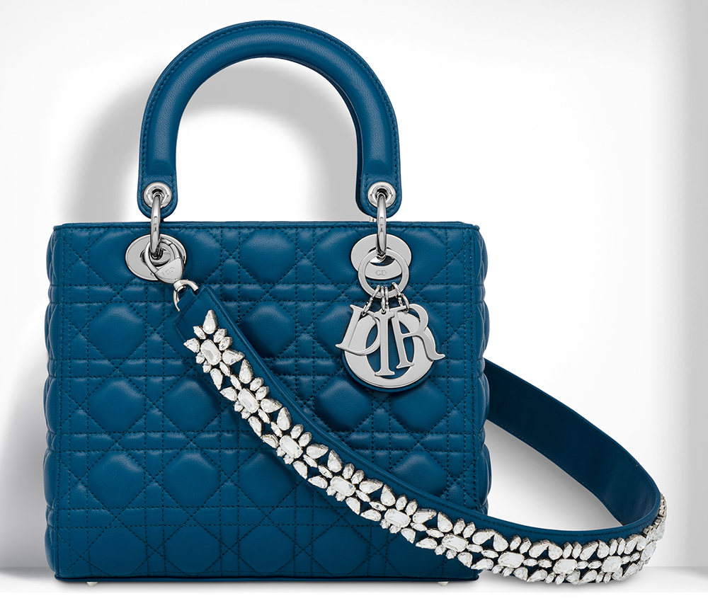 Christian-Dior-Lady-Dior-Bag-Blue