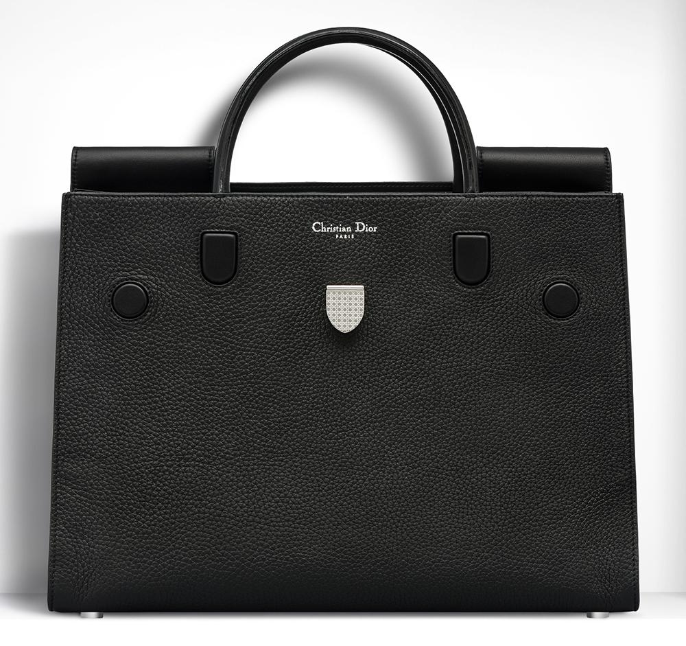 Christian-Dior-Large-Diorever-Bag-Black