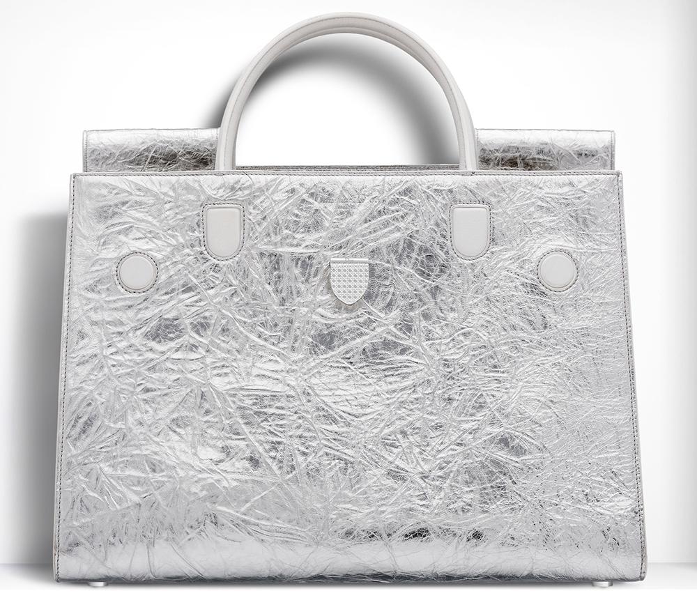 Christian-Dior-Large-Diorever-Silver-Metallic