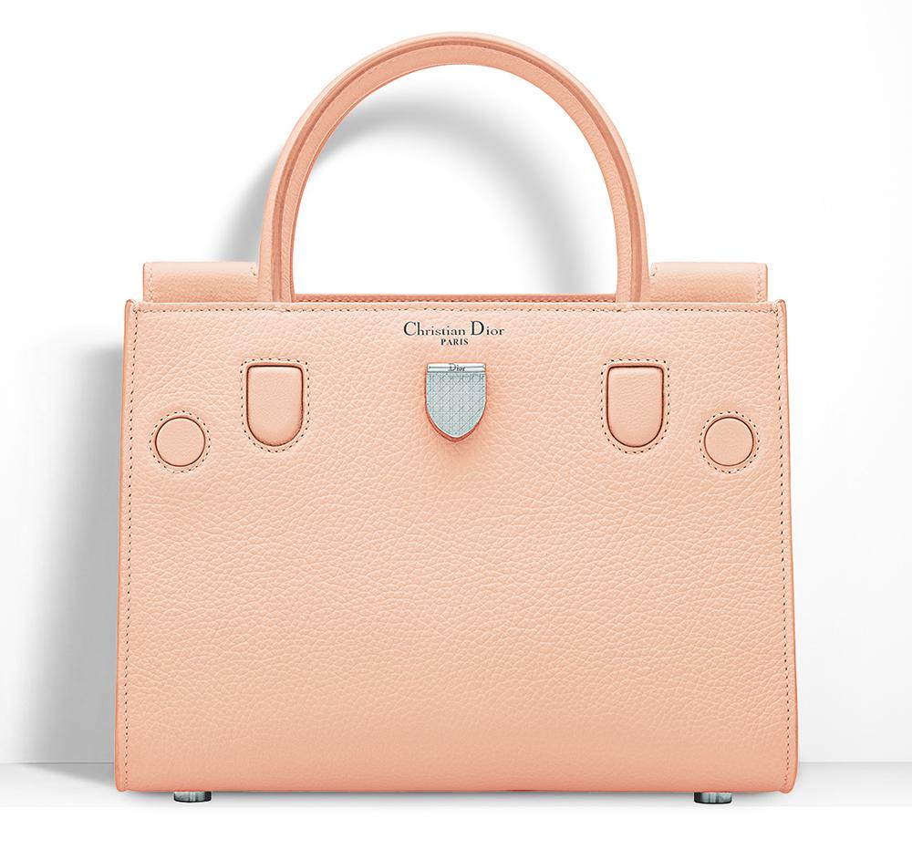 Christian-Dior-Mini-Diorever-Bag-Peach