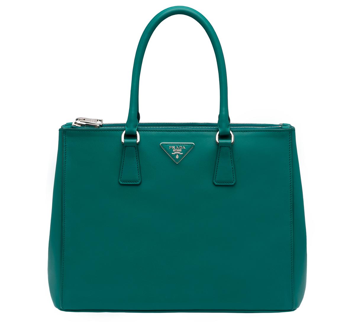 Prada Galleria Bag Assenzio