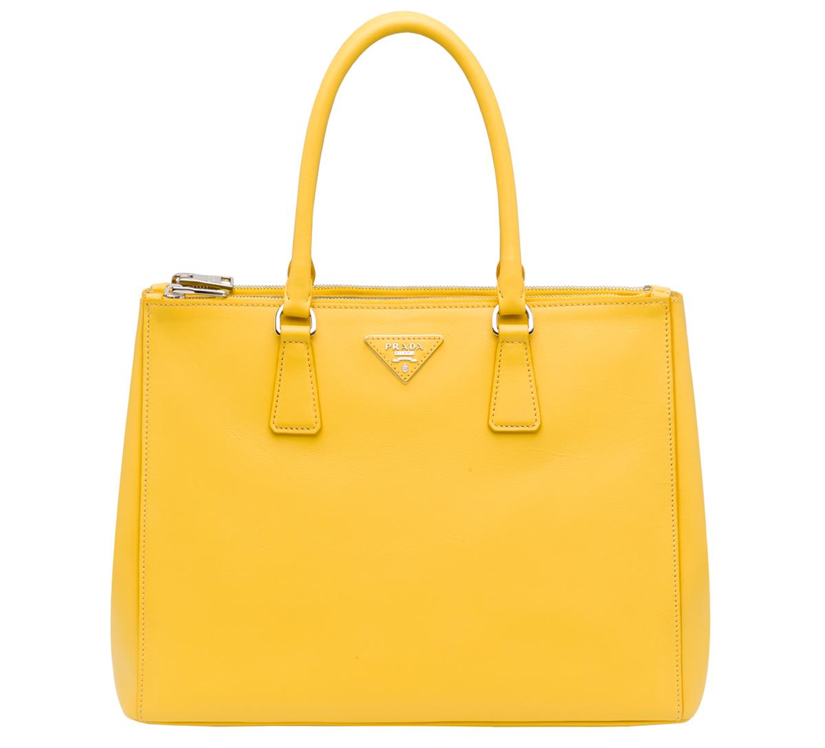 Prada Galleria Bag Sun