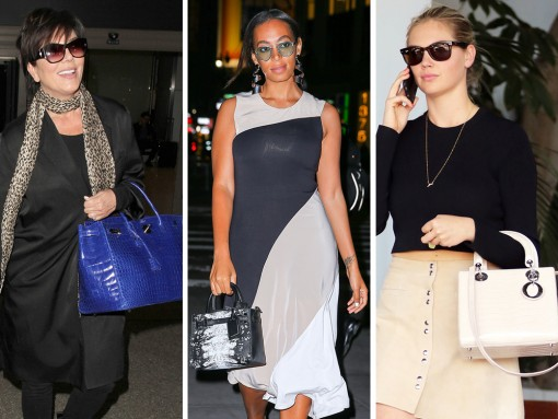 Supermodels Show Us How It's Done with Louis Vuitton, The Row, Dior, & More