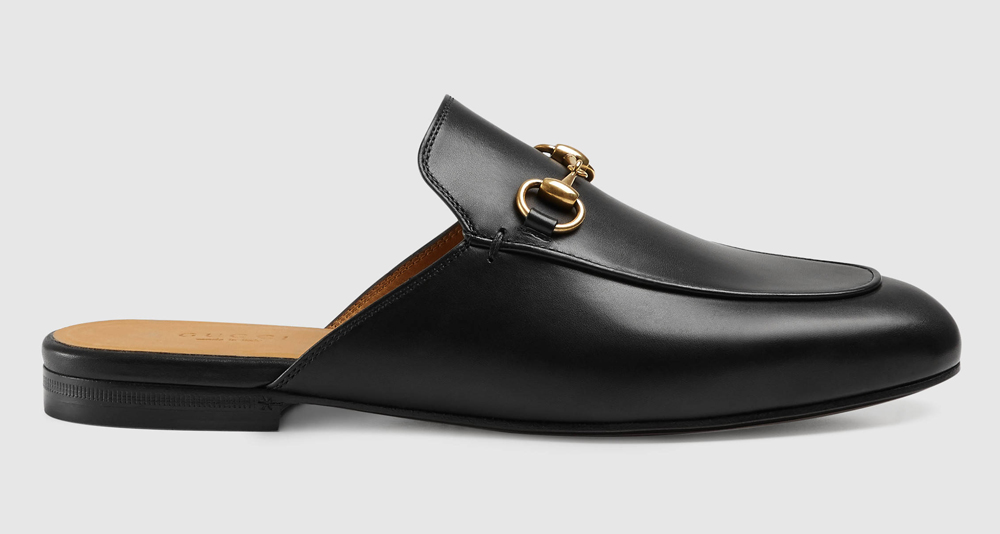 Gucci-Princetown-Leather-Slippers