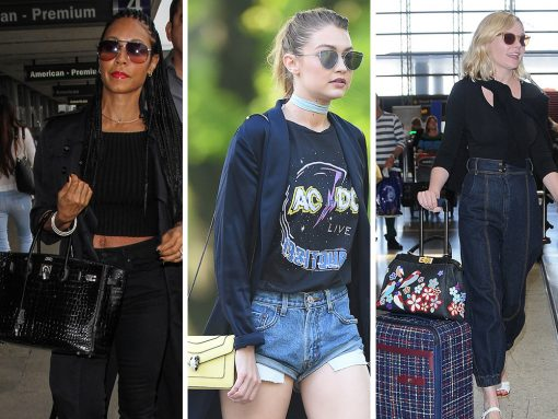 Last Week, Celebs Headed to Cannes and Beyond with Bags from Mansur Gavriel, Givenchy and Fendi
