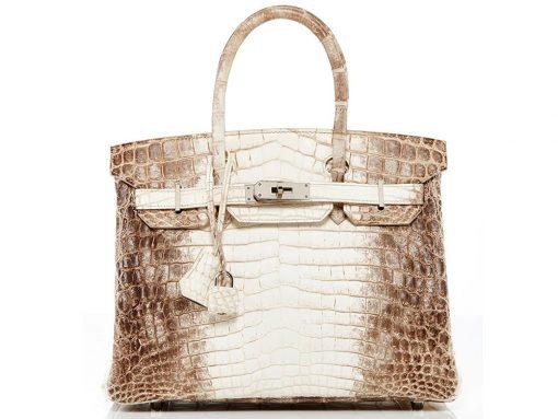 Moda Operandi's Hermès Sale Includes Ultra-Rare Himalayan Croc Birkin for $143,000