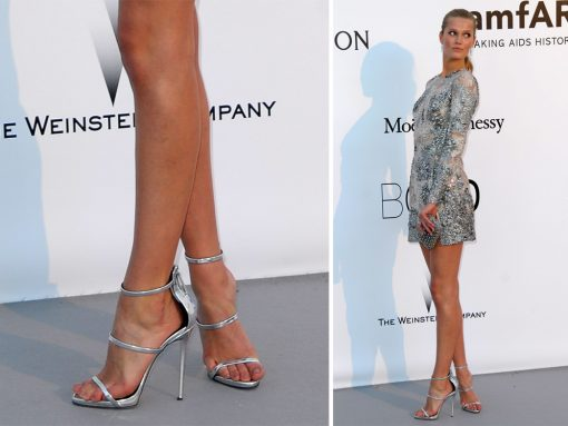 Giuseppe Zanottis are Basically the Official Public Appearance Shoe of the World's Most Beautiful Women