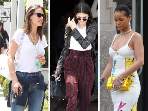 Last Week, Celebs Lived Their Best Lives with Bags from Chanel, Hermès and Dior