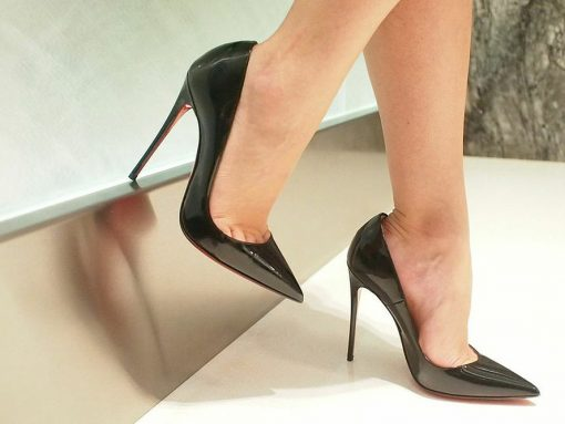 What's the Difference: Christian Louboutin's Pigalle, Pigalle Follies and So Kate Pumps