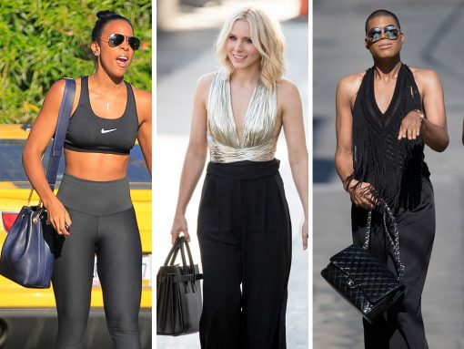 Celebs Exude Chill Summer Vibes with New Bags from Louis Vuitton, Salvatore Ferragamo, Chanel, & More