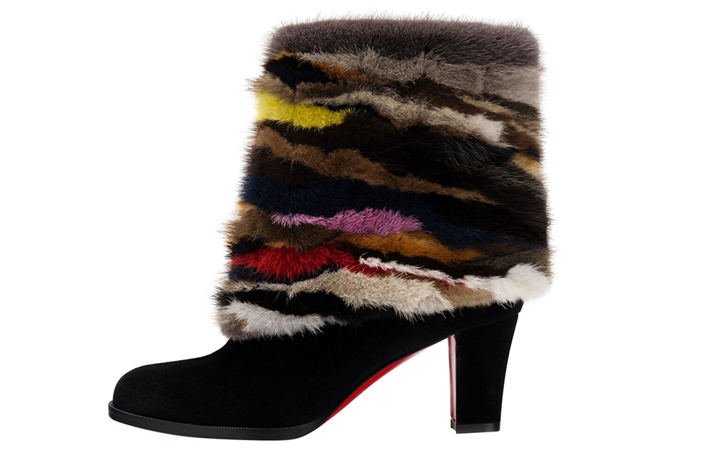 Christian Louboutin Alexandra 70mm Boot