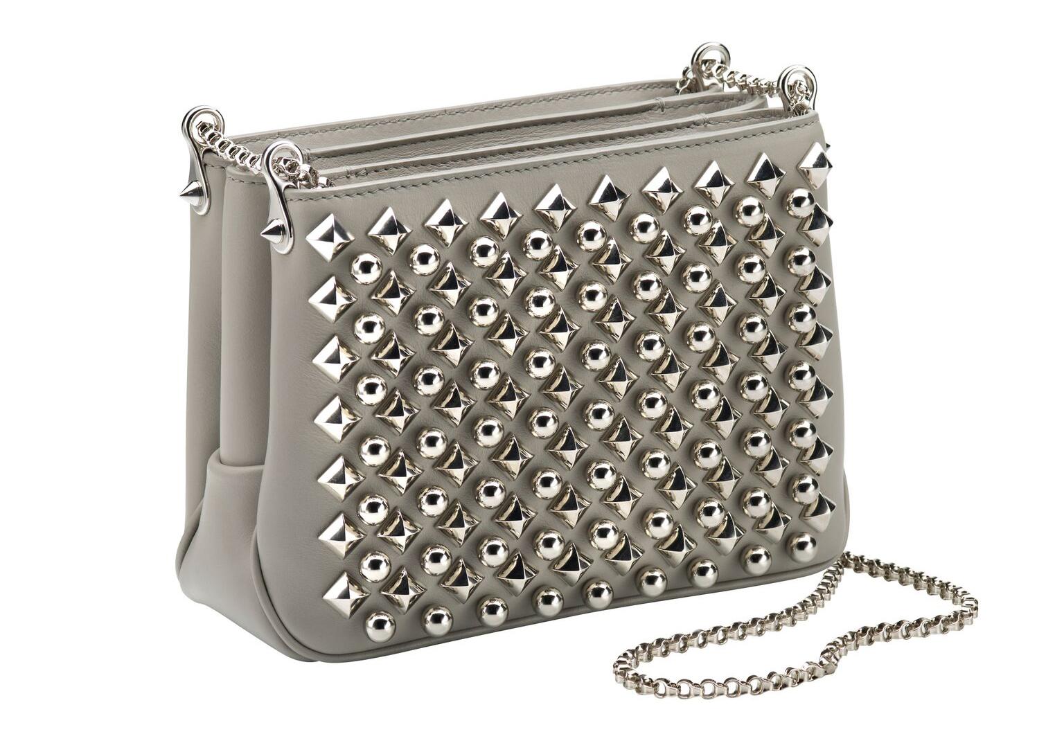 Christian Louboutin Small Triloubi Chain Bag