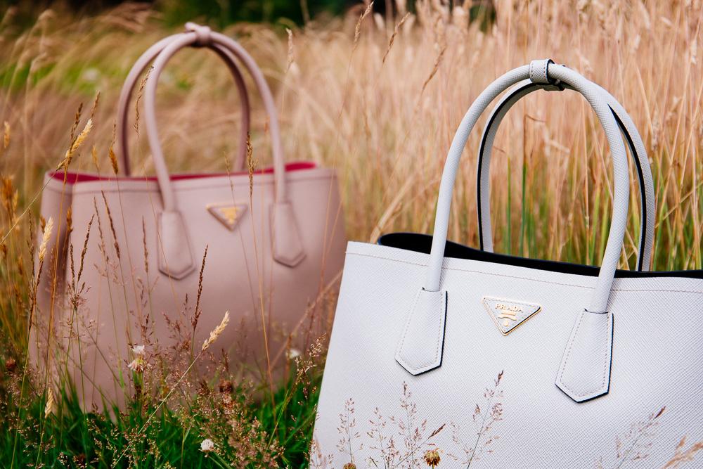 Prada Double Bags